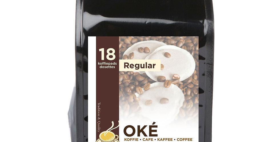 Koffie Pads Regular