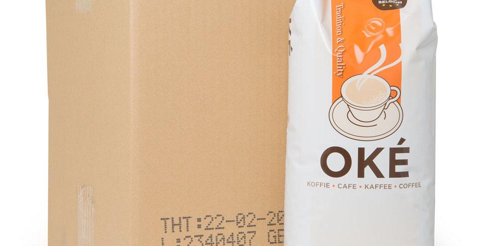6 x 1 kg Bonen koffie Espresso Royal