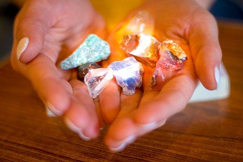 Crystal Healing 101- Online Class