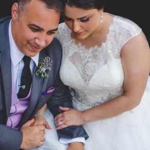 Lelia & Adam { Wedding }