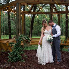 Gainesville Wedding Photography // Belle Oaks Barn { Rachel & Buck }