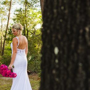 Ambyr & Matt { Wedding }