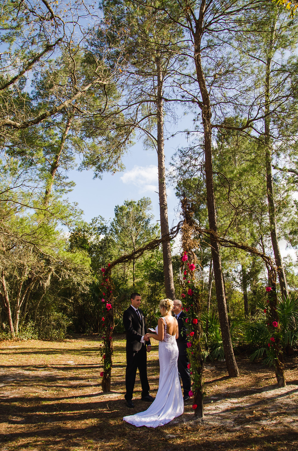 Winter Springs wedding ceremony
