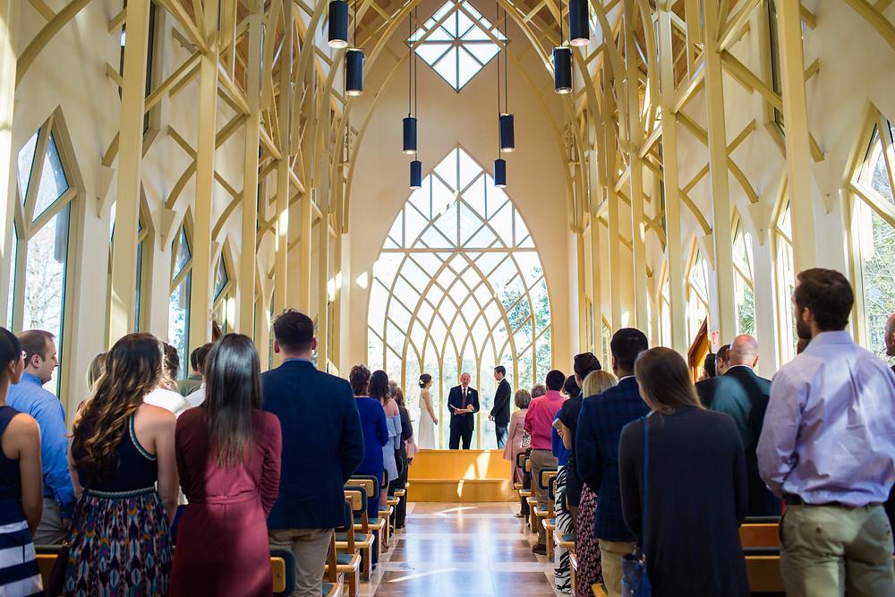 church wedding venue gainesville