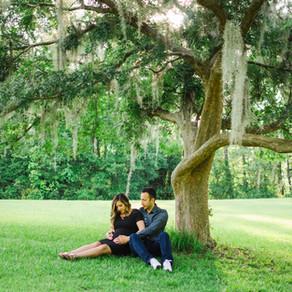 Ashley & Carlos { Maternity }