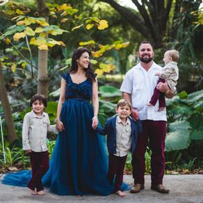 Portrait Photography // Kanapaha Botanical Gardens, Gainesville, FL // Asheville photographer