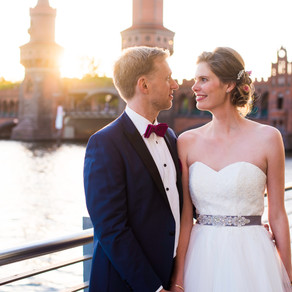 Destination Wedding Photography - Berlin, Germany { Gilda & Johannes }