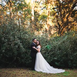 Gainesville & St. Augustine Wedding Photographer // Kanapaha Botanical Gardens { Natalie & J