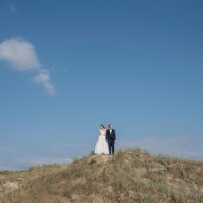 Destination Wedding Photography- Fanø, Denmark {Gilda & Johannes}
