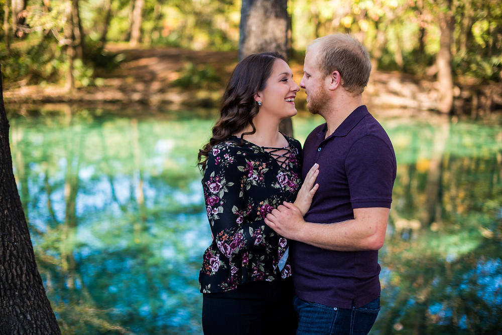 ginnie springs engagement