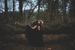 dark aesthetic photography