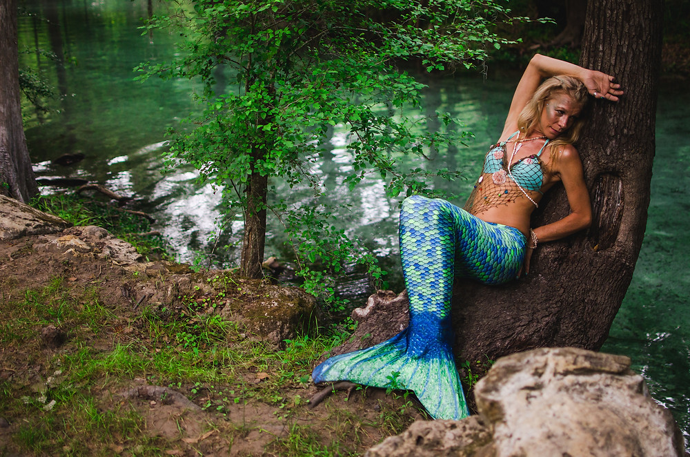 mermaid photography florida
