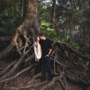 Oleno State Park Engagement { Natalie & Joe }
