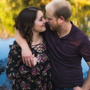 Ginnie Springs Engagement { Brigitte & Chris }