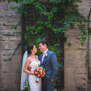 St. Augustine Wedding Photography { St. Augustine Beach // The Floridian } Amanda & Justin
