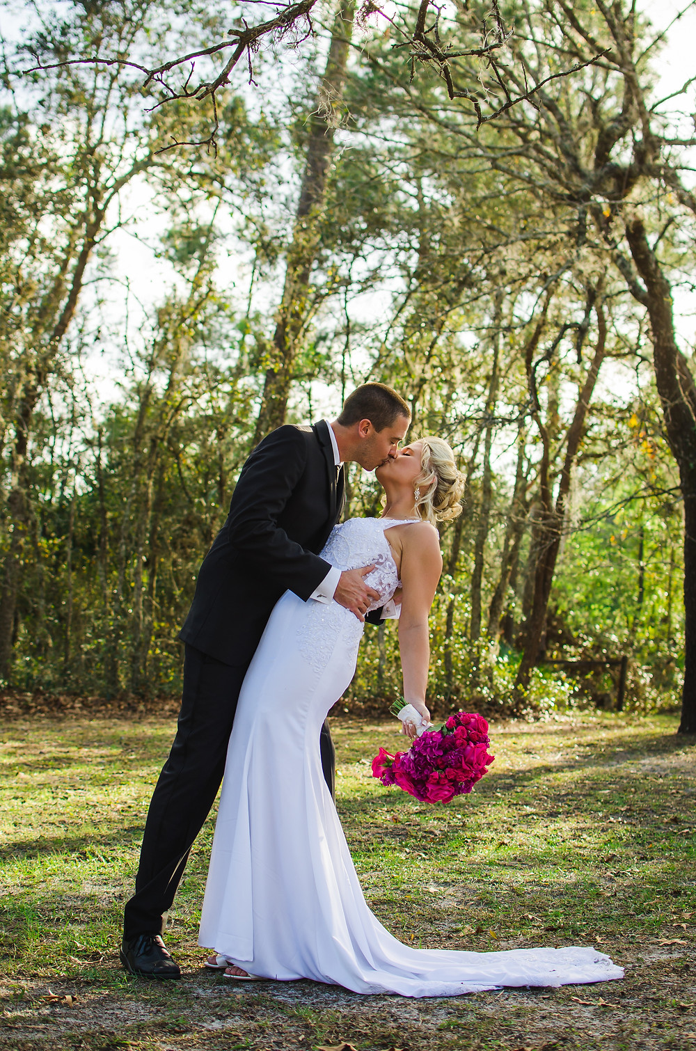Winter Springs wedding photography