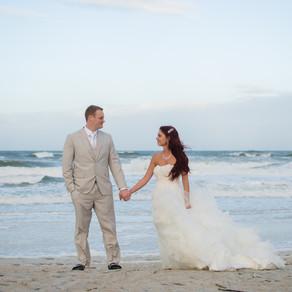 Stephanie & Ben { Wedding }