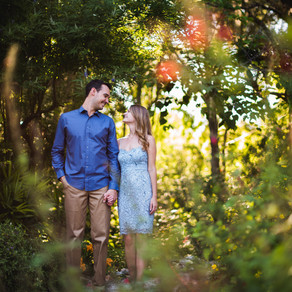 Gainesville Engagement Photography  | Kanapaha Botanical Gardens {Alex + Jurate}