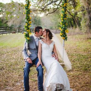 Caitlyn & Trevor { Little Forest Farm Wedding }