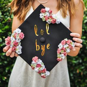 Caroline { Graduation }