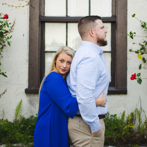 Courtney & Matt { St. Augustine Engagement }