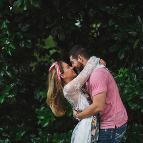 Gainesville Engagement Photographer // Micanopy { Bella & Matt }