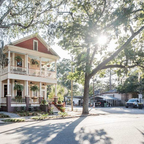 Bachelorette Series :: Favorite AirBNB Stays for your Bachelorette Getaway in Savannah, Georgia