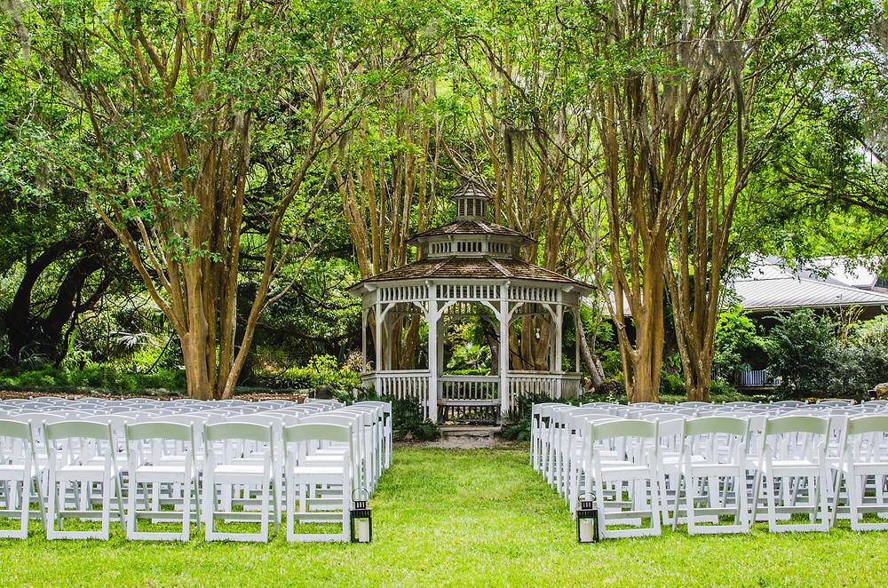 kanapaha gardens wedding photography