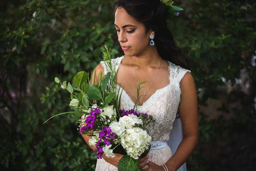 modern earthy wedding photography