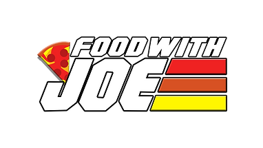 Food With Joe Final Logo Non Vector Tran