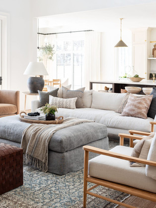 Choosing The Right Size Rug For Your Space.