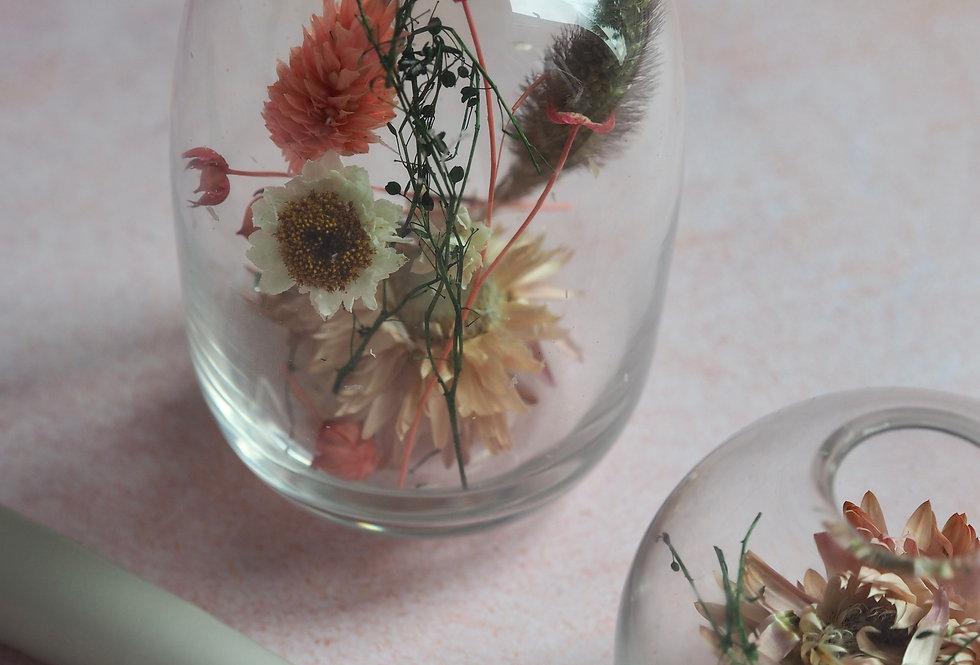 Dried Flower Vases