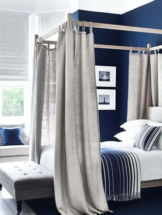 Four Poster Beds: Not Just for 5* Hotels and Fairytales.