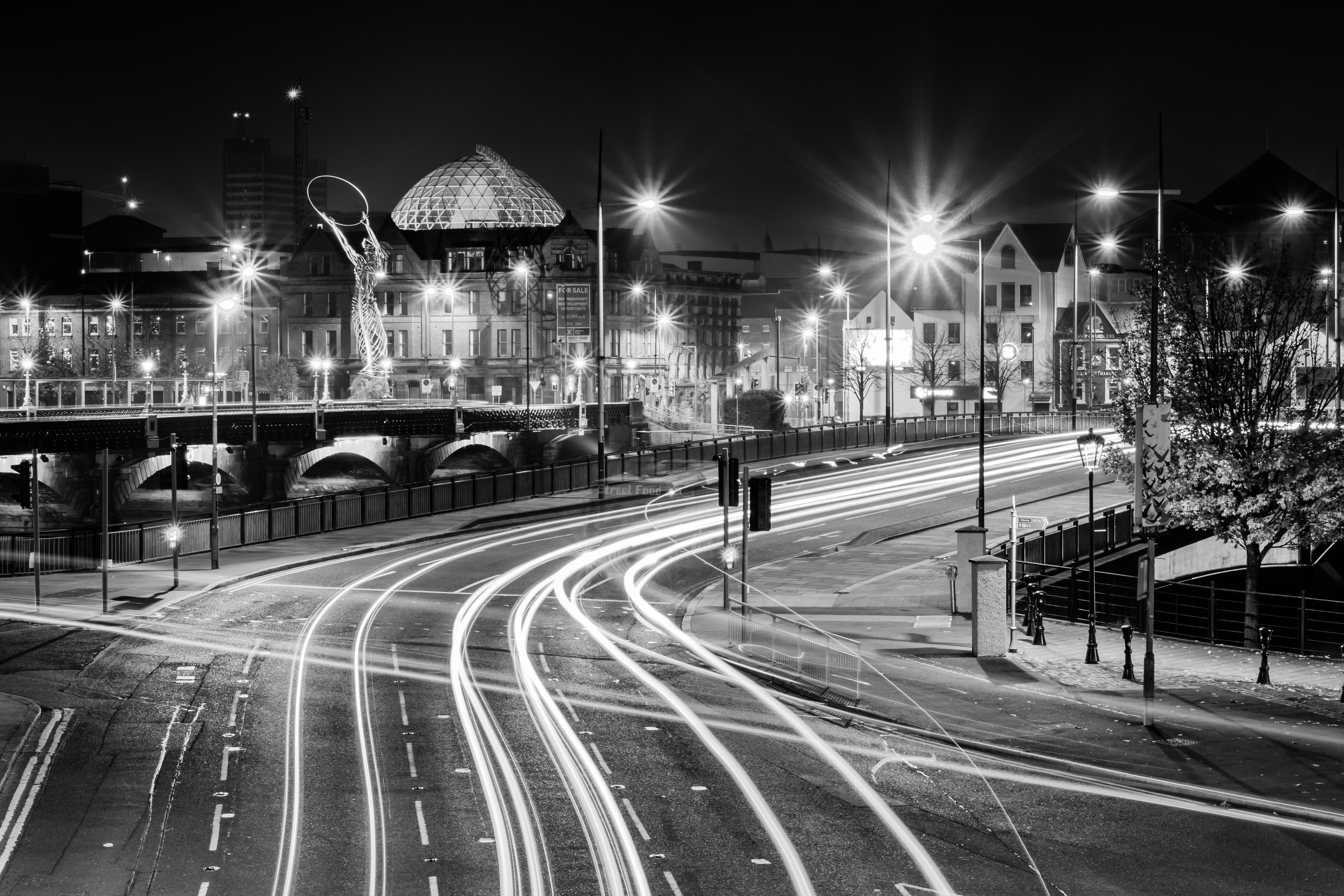 Dark Streets Bright Lights - REF:72