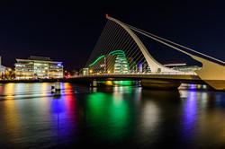 Samuel Beckett Bridge Dublin (1 of 1)