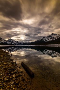 Atmospheric Morning Alberta - REF:61