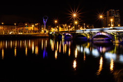 Queens Bridge Belfast - REF:55