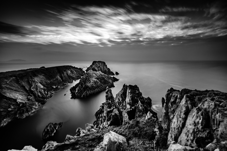 Dark Side - Malin Head Donegal