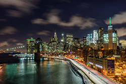 FDR Drive Manhattan Nights - REF:110