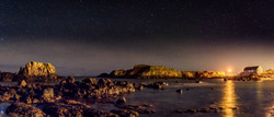 Rocks & Stars - Panoramic - REF:138