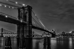 Shadows - Brooklyn Bridge - REF:114
