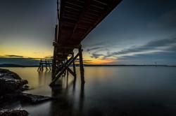 Shoreline - Kinnegar Pier - REF:38