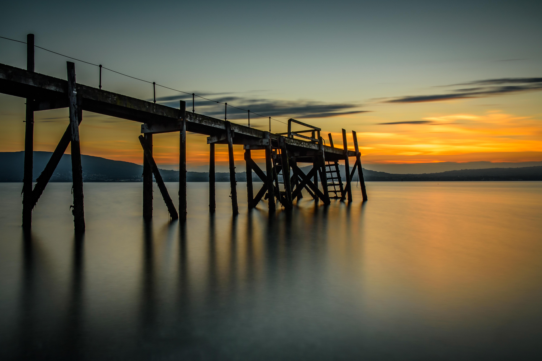 Simple Day - Kinnegar Pier - REF:116