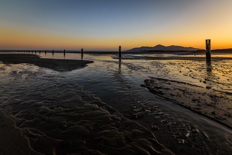 Tyrella Beach Sunset - REF:26