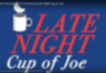 Late NIght Cup of Joe. Logo.png