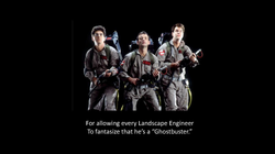 C - Ghostbusters