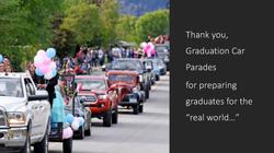 Graduation Car Parades_B