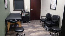 K-Laser treatment room