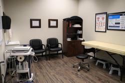 Exam/procedure room