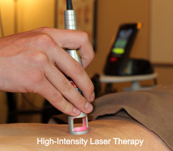 High-power vs Low-power Laser Therapy